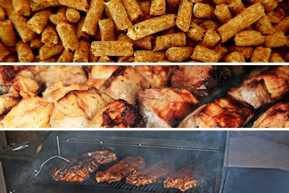 Find the best wood pellets for your grill or smoker