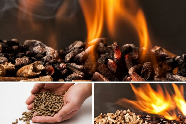 HOW TO USE WOOD PELLETS IN A CHARCOAL GRILL